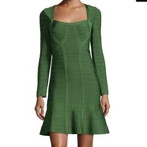 HERVE LEGER dress size S